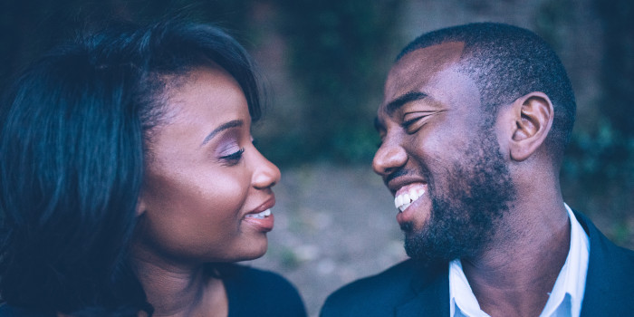 George + Ijeoma || Old Town Engagement