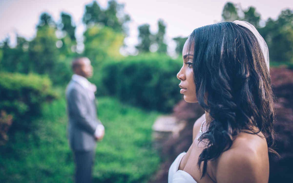 Kenny + Nakia || Maryland Wedding