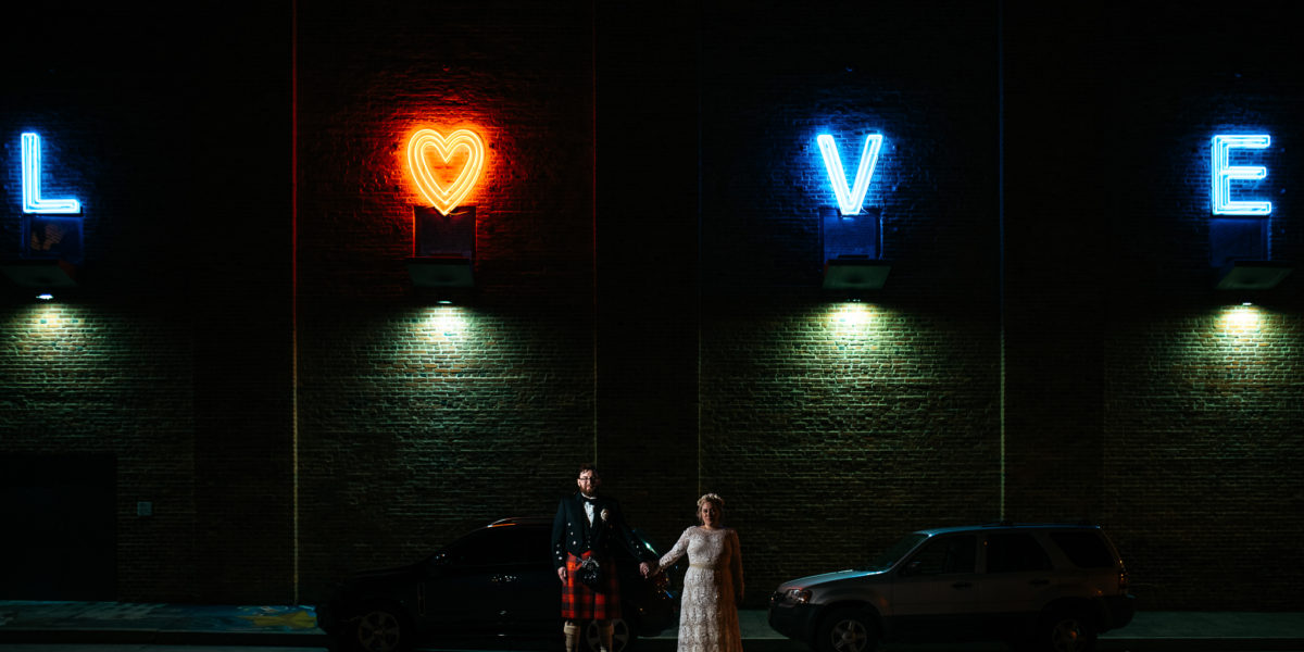 Visionary Art Museum Wedding