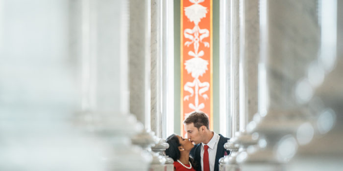 David & Rydhwana || Library of Congress Engagement